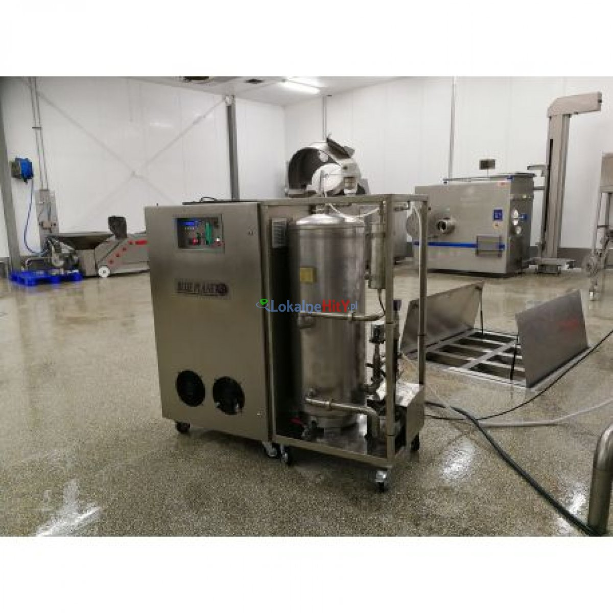 Ozonator wody Atom water 160