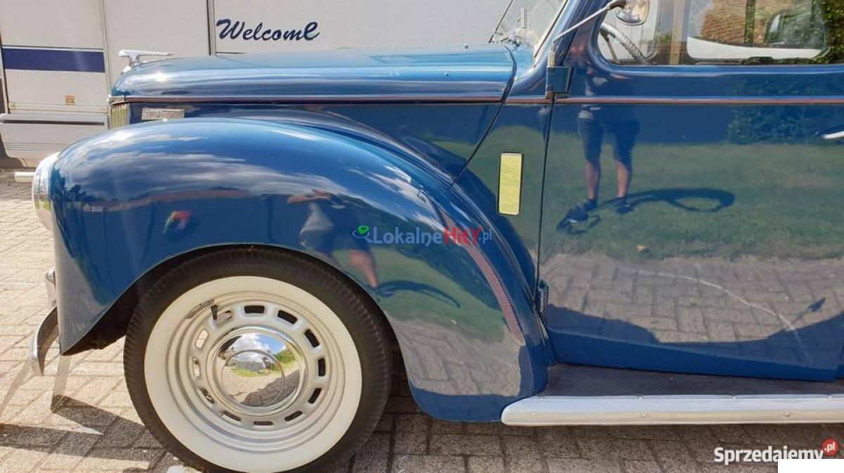 Ford Prefect 1949 stan jak nowy Bosmal felic