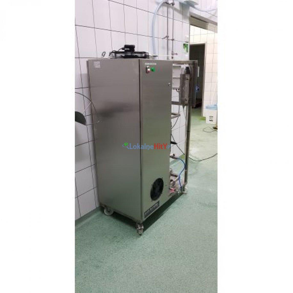 Ozonator wody Atom water 100 Mobilny system ozonowania