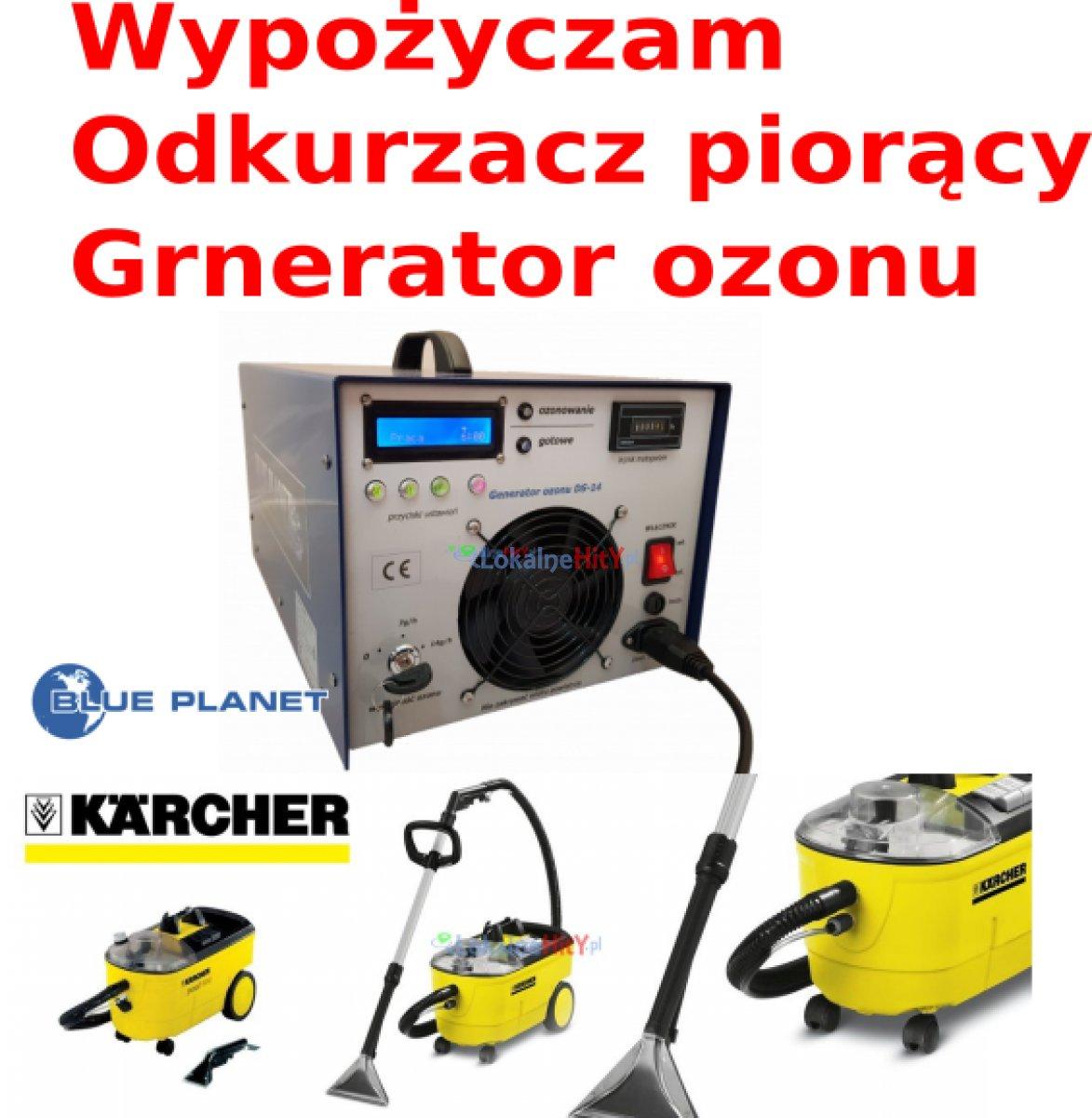 Generator Ozonu ozonowanie wypożyczę