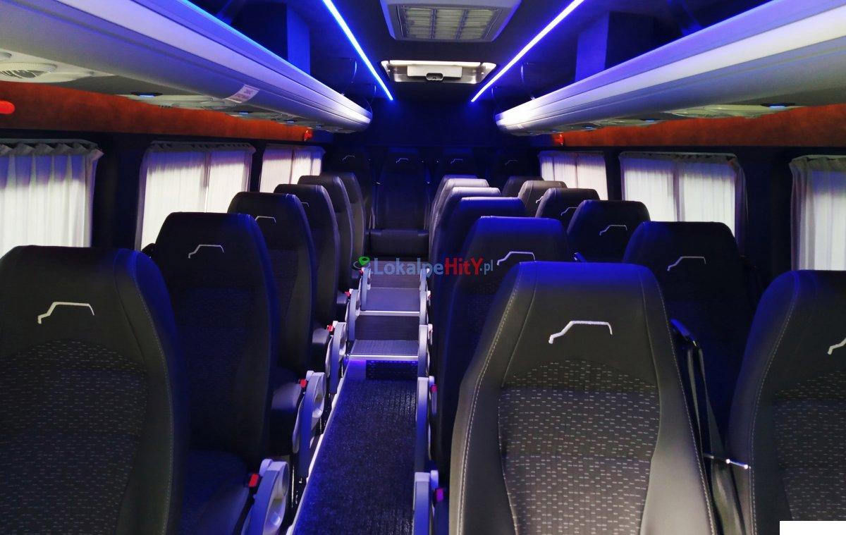 Transport osobowy, Wynajem busów i autokarów z kierowcą. Przewóz osób, Kraj i zagranica.