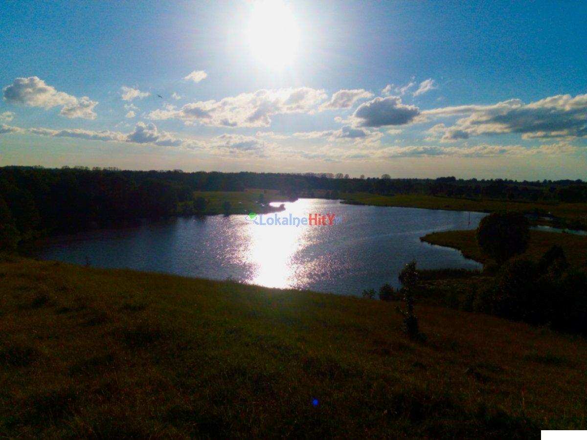 Domek blisko wody na Mazurach Garbatych