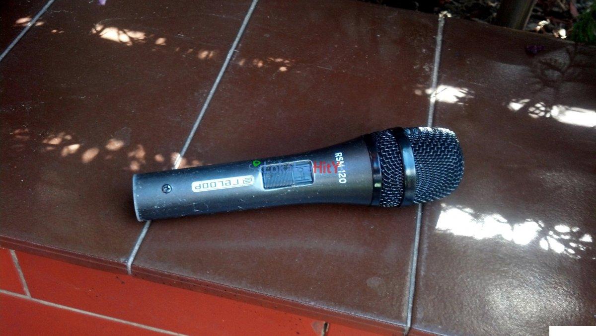 Mikrofon Reloop RSM-120