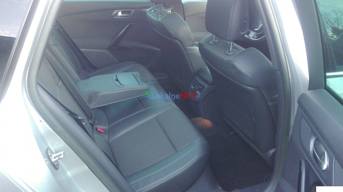 Peugeot 508-Allure Solar dach, pół skóra, head up, keyless system, super zadbany!!