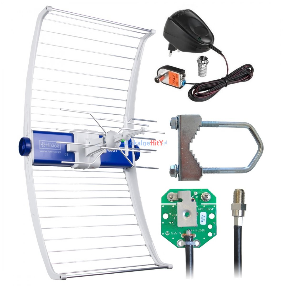 Antena ASR IQ LTE Protected TELMOR