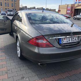 *Mercedes CLS 320 CDI*