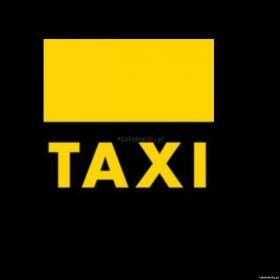 Taxi  Taksówka Osobowa