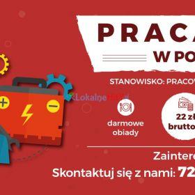 Procownik Produkcji - od 2600zł netto!