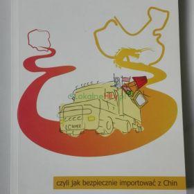 Chiński smok w polskiej firmie książka