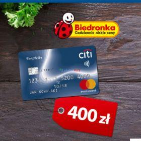 Zgarnij bon do Biedronki o wartości 400 zł!