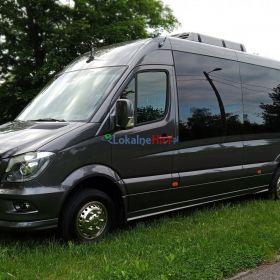 Przewóz osób Ruda Śląska wynajem busa przewozy Katowice wynajem
