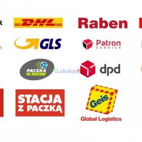 Usługi kurierskie nadawanie paczek Najtaniej na lokalnym rynku Wolsztyn Rostarzewo Rakoniewice
