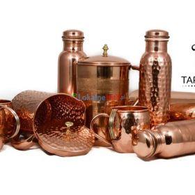 Miedziane naczynia - Tarruna.com
