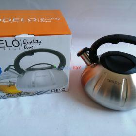 Czajnik srebrny nierdzewny ODELO 3 L
