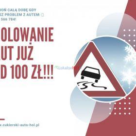 Cukierski Auto-Hol - profesjonalna pomoc drogowa - Łódź i okolice