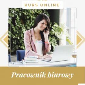 Kurs internetowy Pracownik biurowy