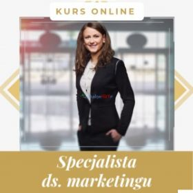Specjalista ds marketingu - kurs przez internet