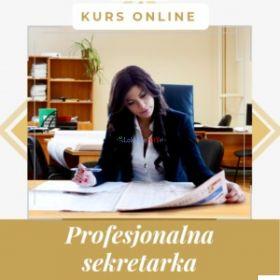 Profesjonalna sekretarka - kurs internetowy