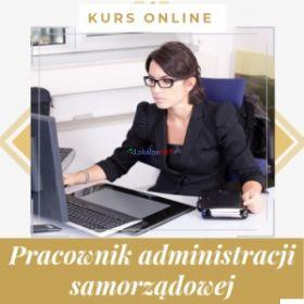 Pracownik administracji samorządowej - szkolenie online