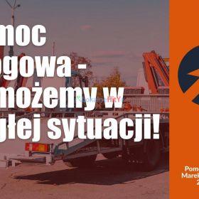 Tania pomoc drogowa - Koszalin i okolice