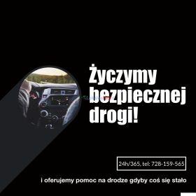Pomoc Drogowa Jacek Szewczyk - tanie holowanie maszyn w Gdańsku