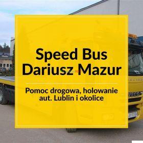 Speed-Bus - autopomoc w Lublinie