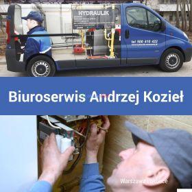 Hydraulik Andrzej Kozieł - kompleksowe usługi