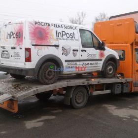 Auto Hol - tania pomoc drogowa 24 h - Katowice