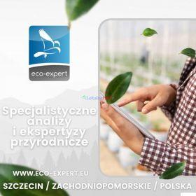 Specjalistyczne analizy i ekspertyzy przyrodnicze - Eco-Expert