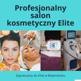 Podolog - Elite – Kosmetologia Estetyczna i Podologia - Białystok