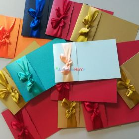 Zaproszenia/Vouchery - projekt, wydruk