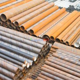 Rury stalowe używane