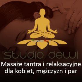 Zapraszamy na masaż tantra